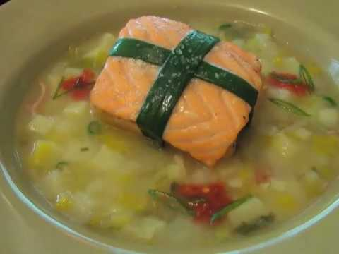 Valentine's Salmon – Belly-Wrapped Salmon