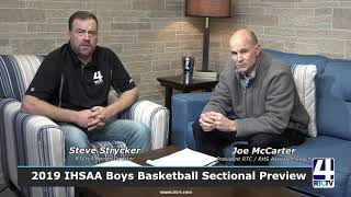 2019 IHSAA Boys Basketball Sectional Preview Show