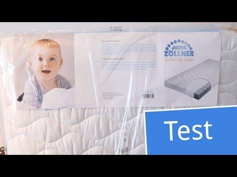 Test: Julius Zöllner Babymatratze Air Allround