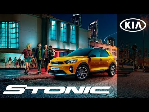 Kia  Stonic Паркетник класса J - рекламное видео 2