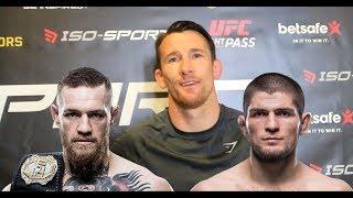 Owen Roddy: Conor McGregor vs Khabib Nurmagomedov Is