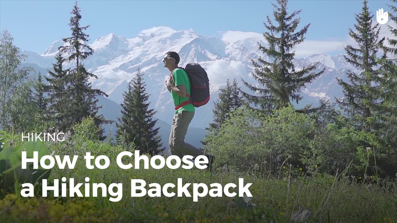 How to Choose Your Backpack