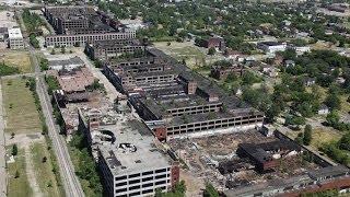 Детройт - Город обреченных / Detroit - The Doomed city