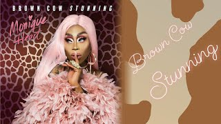 BROWN COW STUNNING   Monique Heart [PREVIEW]