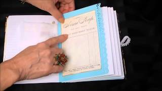 Memory Book and Ideas on How to Use it