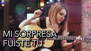 Mi Sorpresa Fuiste Tu   Calibre 50  Marián Oviedo (cover)