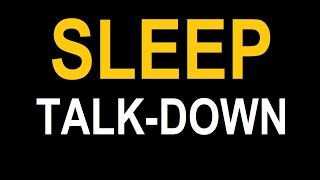 Sleep Talk Down: Release Worries & Strengthen Your Immune System Health Guided Sleep Meditation