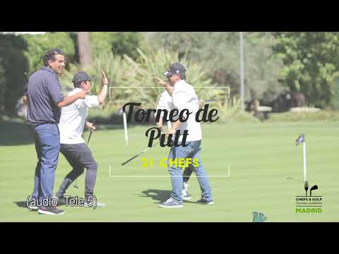 Chefs & Golf 2017 - Final Edition - YouTube