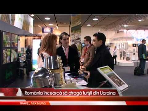 Romania incearca sa atraga turisti din Ucraina