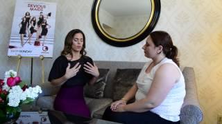 Interview d'Extra à propos de Devious Maids