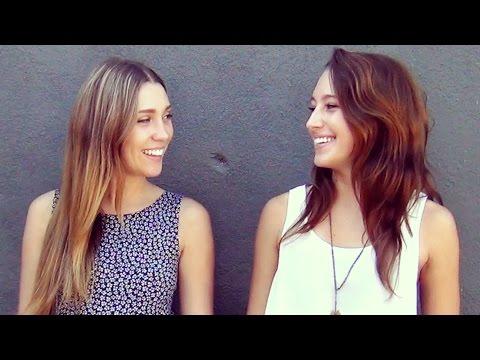 Đến lượt 2 cô gái xinh đẹp mời các anh