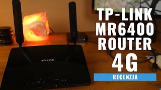 Router 4G TP-Link MR6400 - test, recenzja PL