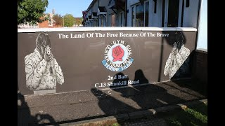 The Troubles   Belfast, Northern Ireland UK
