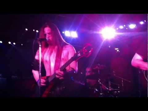"Imperial Crypt ""Shrine of Moloch"" live"