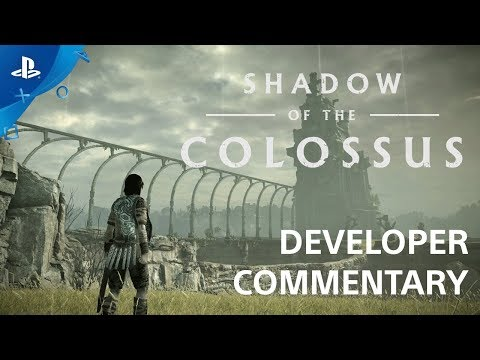 Shadow of the Colossus - Developer Commentary | PS4 de Shadow of the Colossus