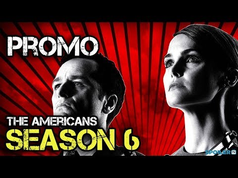 The Americans Season 6 Promo 'Prepare for the End'