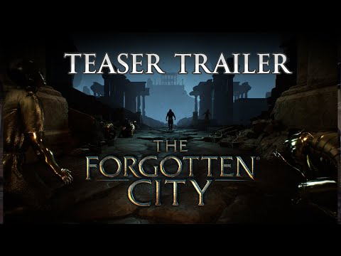 The Forgotten City : The Forgotten City - Teaser Trailer (PC & Xbox One)