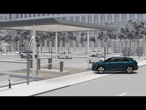Systèmes de gestion de parkings automatique