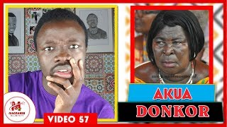 AKUA DONKOR in H0T WATERS 🔥🔥 | Magraheb TV