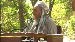 Hafiz Sabir Ali Sabir Jumma Tul Wida 2012