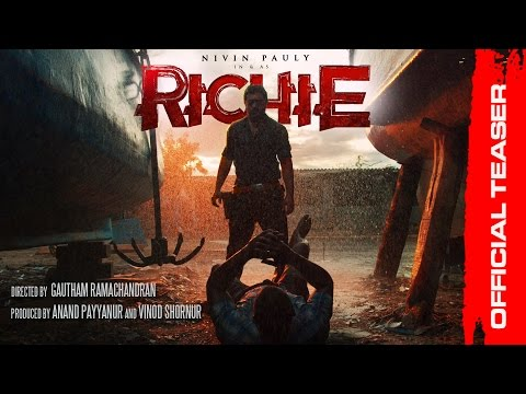 Richie Tamil movie official teaser