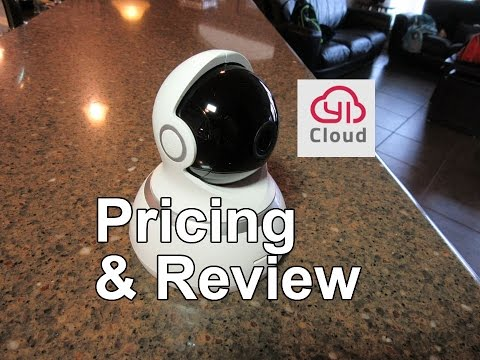 Yi Home Camera Cloud Service Pricing and Review