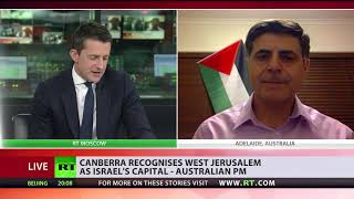 Australia officially recognises West Jerusalem as Israel's capital