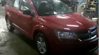 preview picture of video '2014 Red Dodge Journey CVP SE Base at the best price in Quebec'