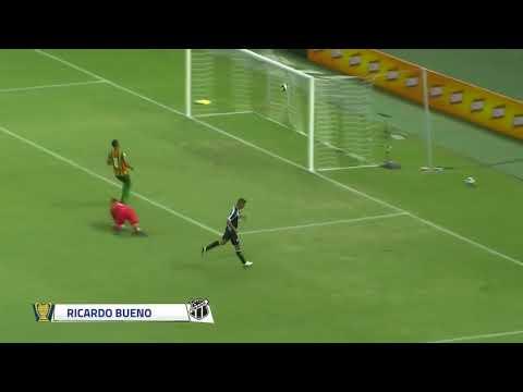 2 Goals | RICARDO BUENO | 17.01.2019 - Copa do Nordeste | Ceará 5 x 0 Sampaio Correa
