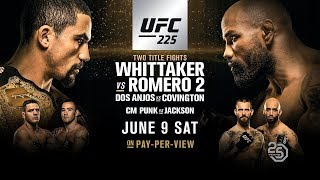 UFC 225: Роберт Уиттакер против Йоля Ромеро - Разбор