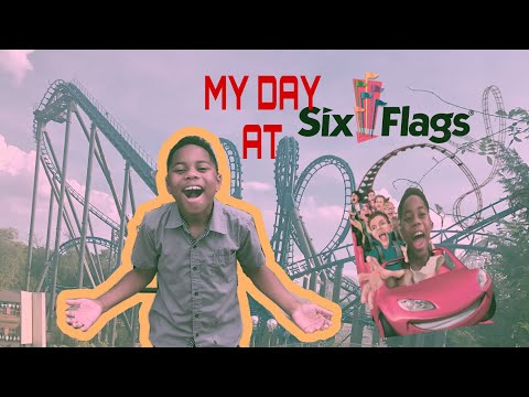 My Day at Six Flags
