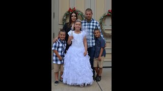 Eli's First Communion And Tony's Birthday Party