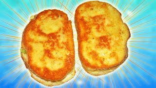 Рецепт БОЖЕСТВЕННЫХ Бутербродов. ТОП 3 Супер Вкусных Рецепта от Умелое ТВ