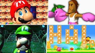 Evolution of Hidden Secrets in Nintendo Games (1986 - 2019)