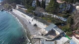 Санаторий на берегу моря ЮБК