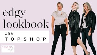 LOOKBOOK | 10 Edgy Outfit Ideas That Are VERY Affordable!!