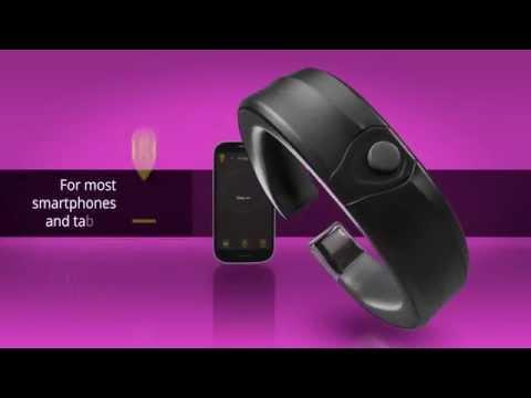 Kit Milestone Gravitate Bluetooth Movement, Sleep and Fitness Tracker