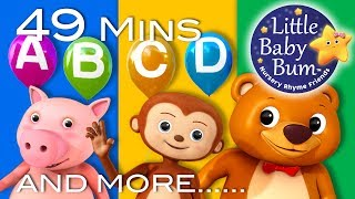 Little Baby Bum   Alphabet Party   Nursery Rhymes for Babies   Songs for Kids