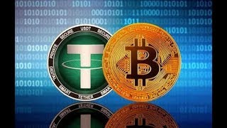 Tether Allegations Cause Market Drop