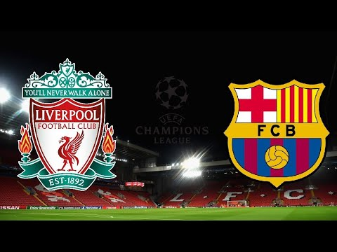 Liverpool - Barcelona 4-0 - Match Overview
