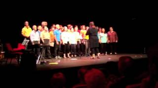 preview picture of video 'Swingin' Nuts live @ Festin Choral 2012 Billère'