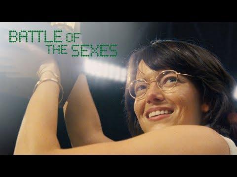 Battle of the Sexes (Featurette 'The Lobber vs The Libber')
