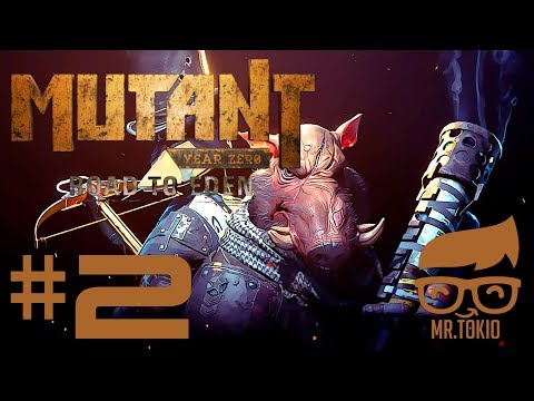 #2 Mutant Year Zero: Road to Eden [ОБЫЧНО + Rus Sub] ► XCOM за Мутантов!