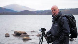 OLYMPUS OM-D E-M5 Mark II - Landscape Photography with Steve Gosling