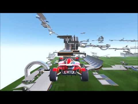 Trackmania | 128³ Deep Fear. | The INHUMAN and LONGEST FS map | by Wiinty