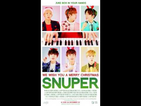 [Snuper] we wish you a merry christmas