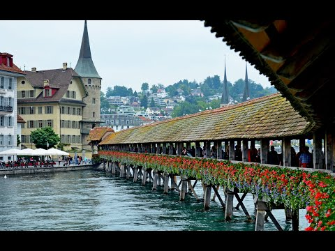 The Medieval City Of Lucerne Will Take Your Breath Away