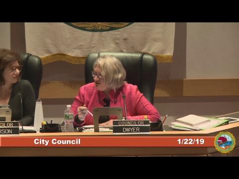 City Council 1.22.19