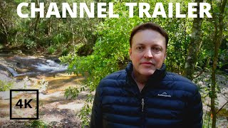 Channel Trailer - Nature videos for Emotional Wellbeing | improve Sleep, Study, Relaxation