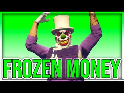 (PATCHED) NEW SUPER EASY FROZEN MONEY GLITCH (PS4 ONLY) UNLIMITED MONEY GLITCH GTA 5 ONLINE 1.43